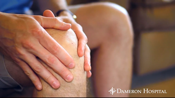 Move on from chronic knee pain
