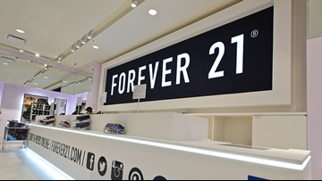 Forever 21 considers closing 4 local  stores