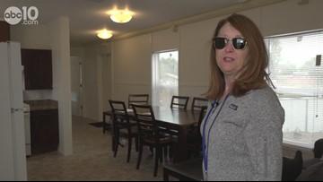 FEMA housing for Camp Fire survivors walk-through | Raw