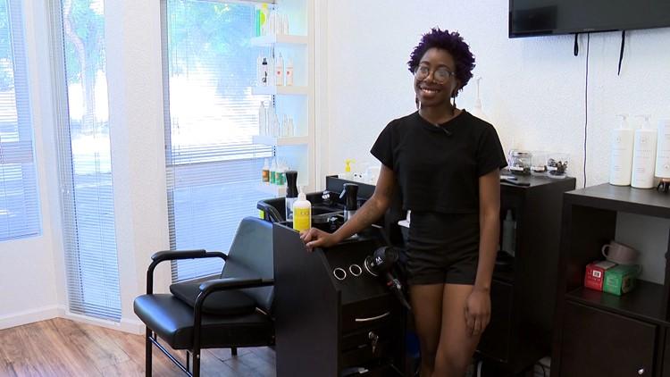 Camille Janae Mahogany & Rose Hair Studio