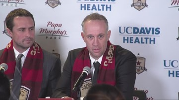 Sacramento Republic FC declines to extend contracts for head coach, assistant coach