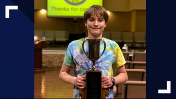 Arden Middle School 8th grader wins California Central Valley Spelling Bee