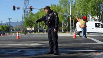 FBI aids probe after car plows into 8 California pedestrians