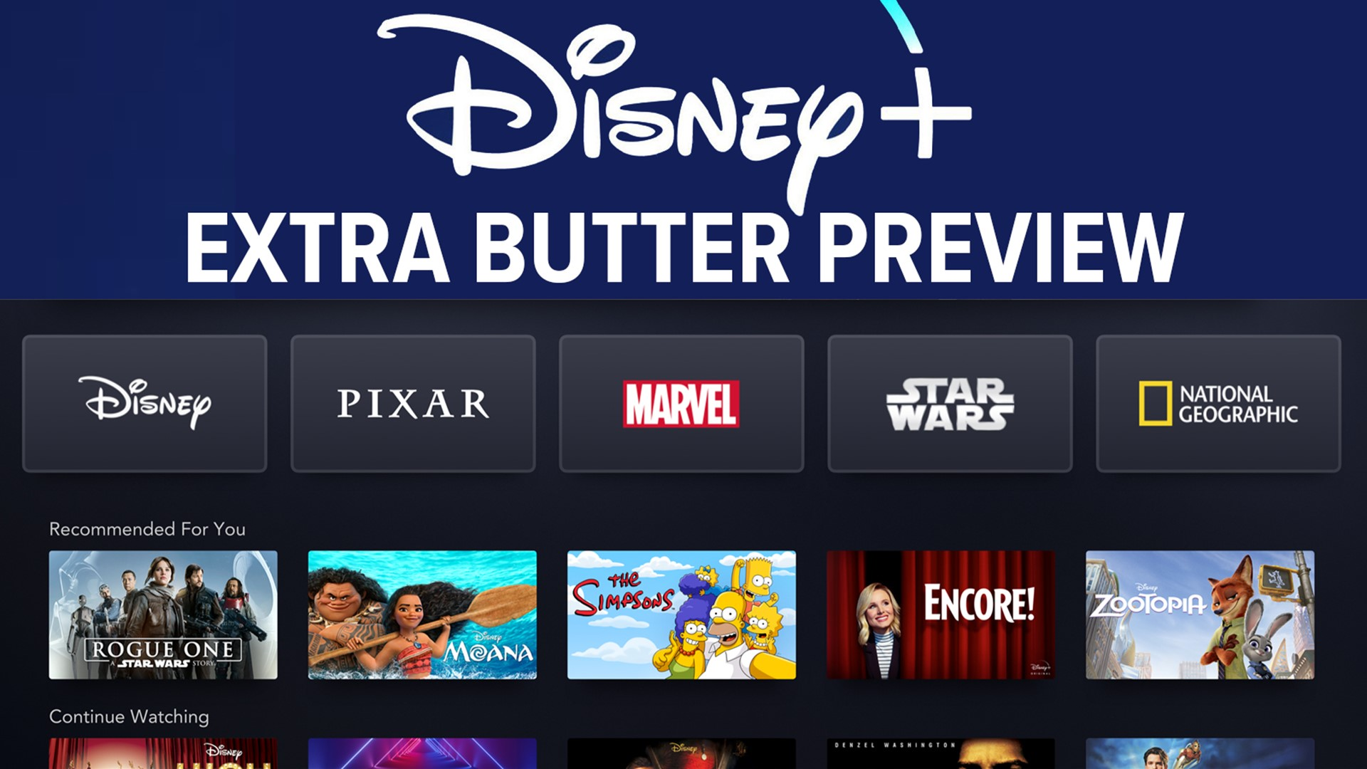 Six things to know about Disney+ | abc10.com