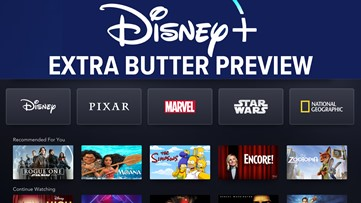 Disney+ preview: What to expect & interviews with the stars | Extra Butter