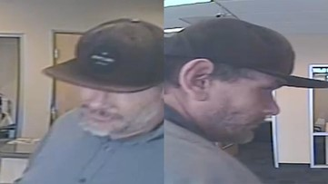 Lodi police seeking alleged bank robber