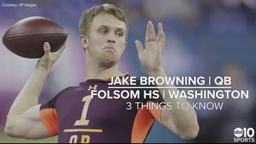 Jake Browning – NFL draft 2019 prospect – QB