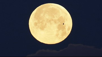 Why it's called the Full 'Pink Moon' | GEEK LAB