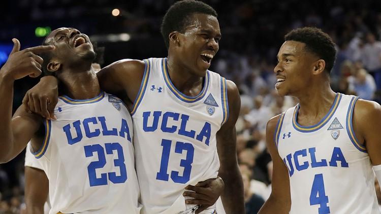 APTOPIX Notre Dame UCLA Basketball