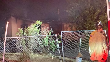 Multiple homes damaged in 2-alarm fire in Sacramento County, officials say