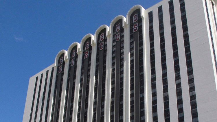 Books not bets: Nevada casino hotel to serve as college dorm in Reno