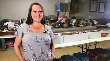 Meet the woman donating hundreds of purses to Camp Fire survivors