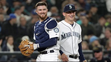 Former Seattle Mariner Mike Marjama retired from the MLB at 28. Now he wants to talk to men about eating disorders.