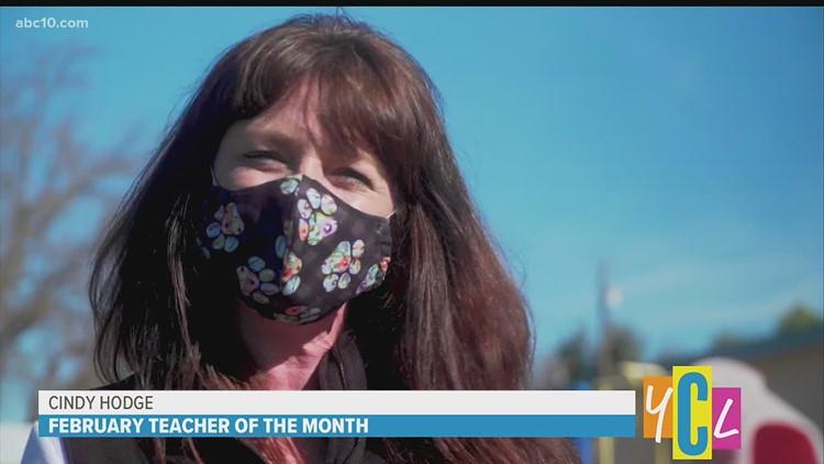 February Teacher of the Month