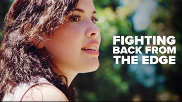 Leukemia almost ended her life, but Angela fought back and won | Children's Miracle Network
