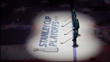 San Jose Sharks on the verge of elimination from Stanley Cup Playoffs in Game 6