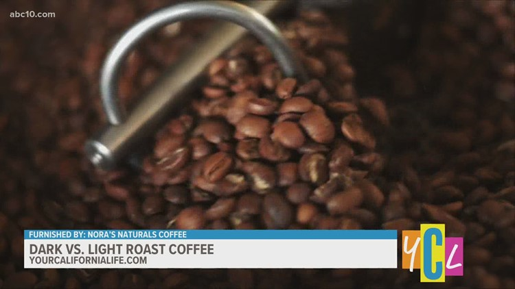 Dark vs Light Roast Coffee