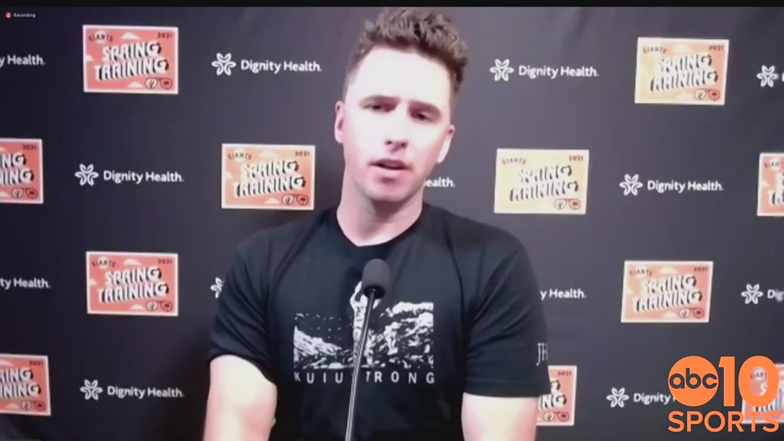 Buster Posey returns to Giants roster, admits this could be the last season in San Francisco