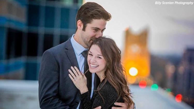 'We have a crazy love story' Sacramento couple brought together by Southwest flight