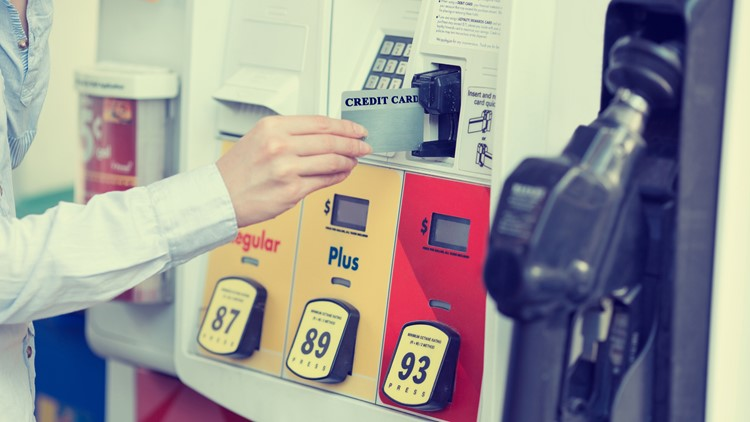 Gas prices in California are on their way up again. Here's why.