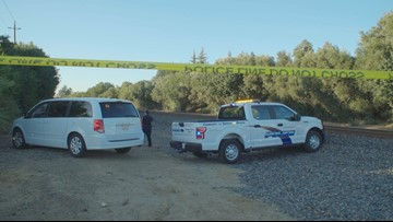 Bicyclist struck, killed by freight train in Elk Grove