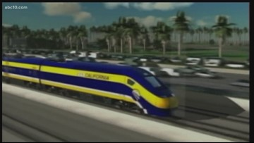 VERIFY: Does California's high-speed rail cost 'hundreds of times more' than the proposed border wall?