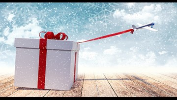When do you need to ship gifts with UPS, USPS and  FedEx to make sure they arrive by Christmas