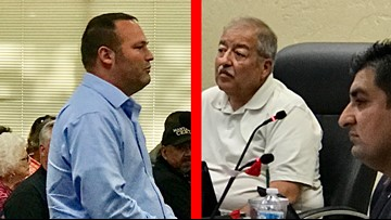 'People in this town are pissed' | Manteca mayor rips into PG&E rep at meeting