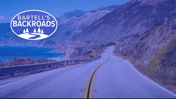 Listen to this 'road trip' playlist on your next adventure | Bartell's Backroads