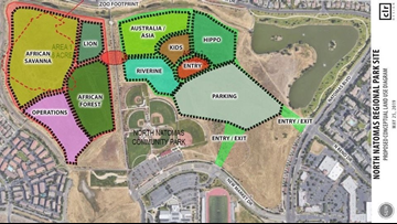 City approves $150,000 Sacramento Zoo relocation study ... on nevada county fairgrounds map, american river bicycle trail map, city of detroit ward map, zoo miami map, sacramento international airport map, cincinnati zoo map, nashville zoo map, san diego zoo safari park map, downtown sacramento map, city of sacramento parking map, el dorado county fair map, port of sacramento map, zoo atlanta map, jacksonville zoo and gardens map, oklahoma city zoo map, grant's farm map, monterey bay aquarium map, point defiance zoo & aquarium map, virginia zoological park map, indiana state museum map,