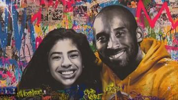 Fans say goodbye to Kobe Bryant at memorial at Staples Center