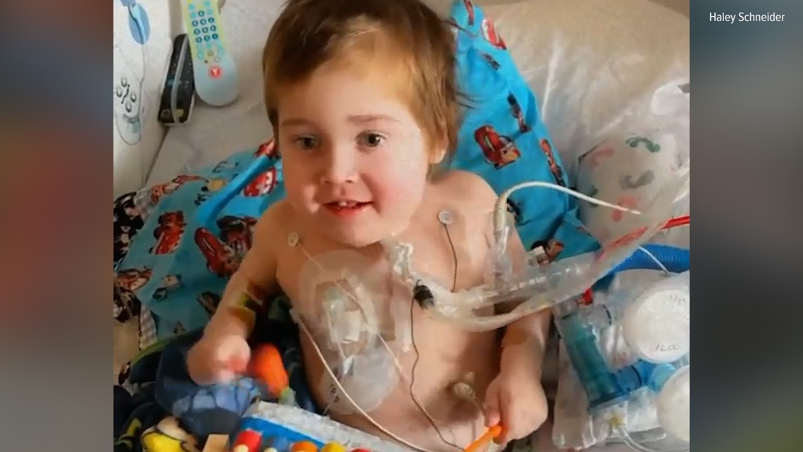 5-year-old wants cards, stickers after recovering from COVID-19