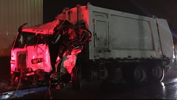 Modesto city dump truck driver killed after crashing into tree, CHP says
