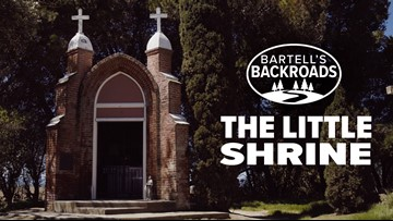 The Little Shrine | Bartell's Backroads