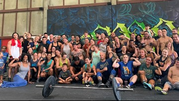 Stockton CrossFit gym remembers Stockton family presumed dead in Conception boat fire