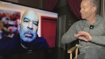 Mark S. Allen chats with David Allen Grier about new film 'Coffee and Kareem', life in quarantine
