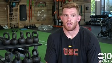 USC LB Cameron Smith on his journey from Granite Bay to the NFL Draft