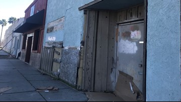 Turlock restaurant owners concerned downtown homeless storage facility plans could hurt business