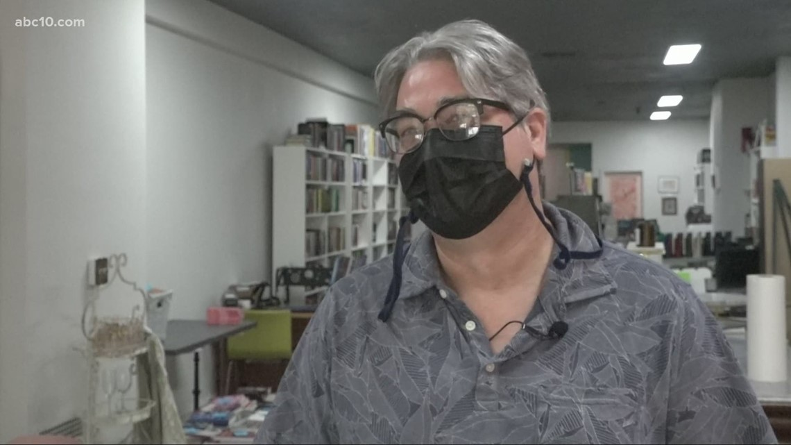 '1/3 of our employees are high risk'   Owner of Sacramento book store wants mask recommendation to be mandated