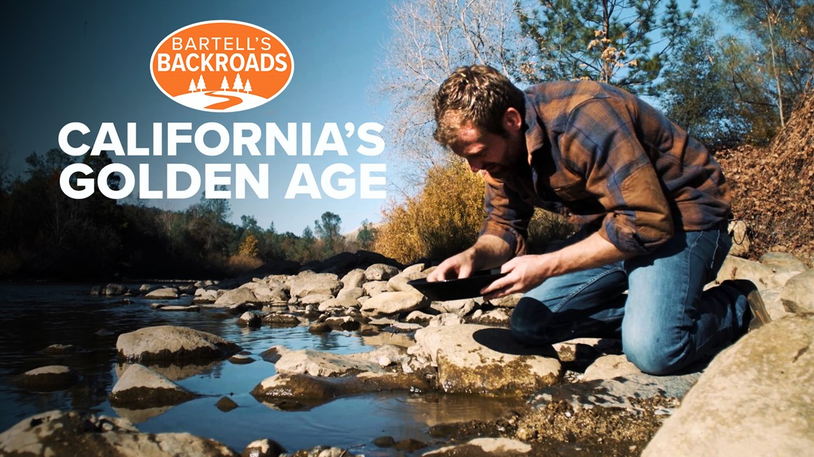 California's shortest highway leads to gold | Bartell's Backroads