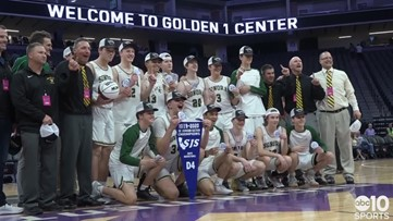 Sonora Wildcats win 2nd straight Section Championship, beat Liberty Ranch Hawks 70-57
