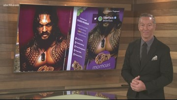 Girl Scout puts Jason Momoa on boxes of samoas and sells out | In Other News