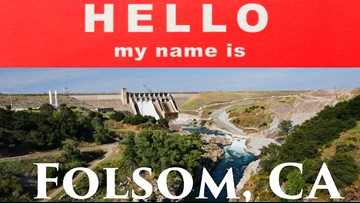 Here's how the city of Folsom got its name.