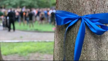 Grief, love, solidarity shared among hundreds for fallen Sacramento officer Tara O'Sullivan
