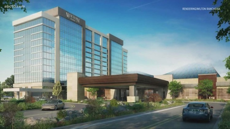 Groundbreaking ceremony set for new casino at site of Elk Grove's 'Ghost Mall'
