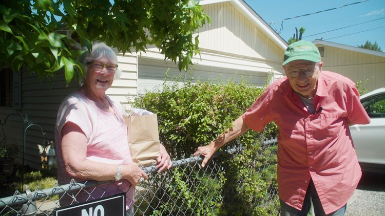 Grass Valley man still delivering Meals on Wheels at 85 | NorCal Strong