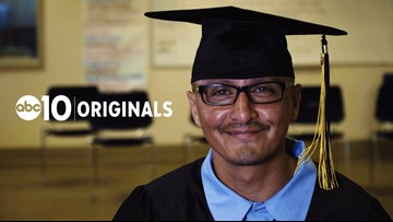 From inmate to graduate, Part 2: Graduation Day