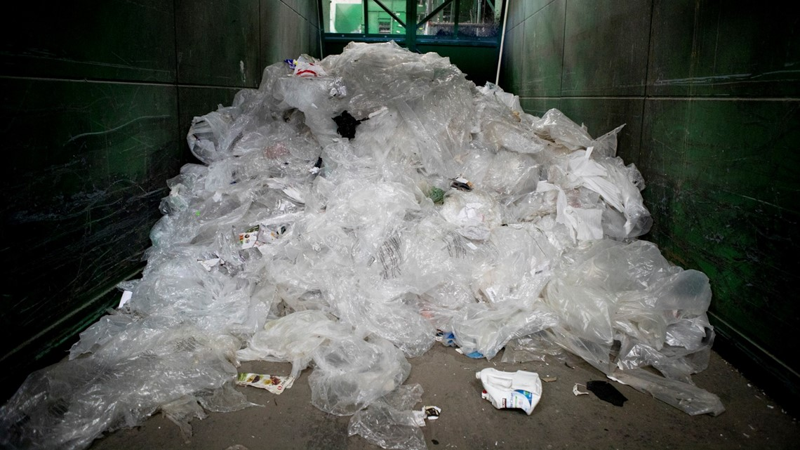 Tired of plastic junk? California's recycling bills propose dramatic