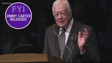Former President Jimmy Carter released from hospital, Amazon holiday hiring | FYI
