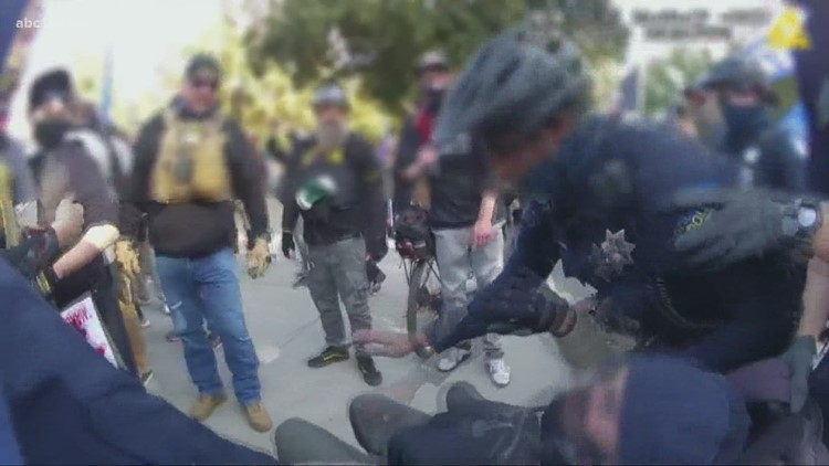 Sacramento Police Chief slams recent race battles at the Capitol